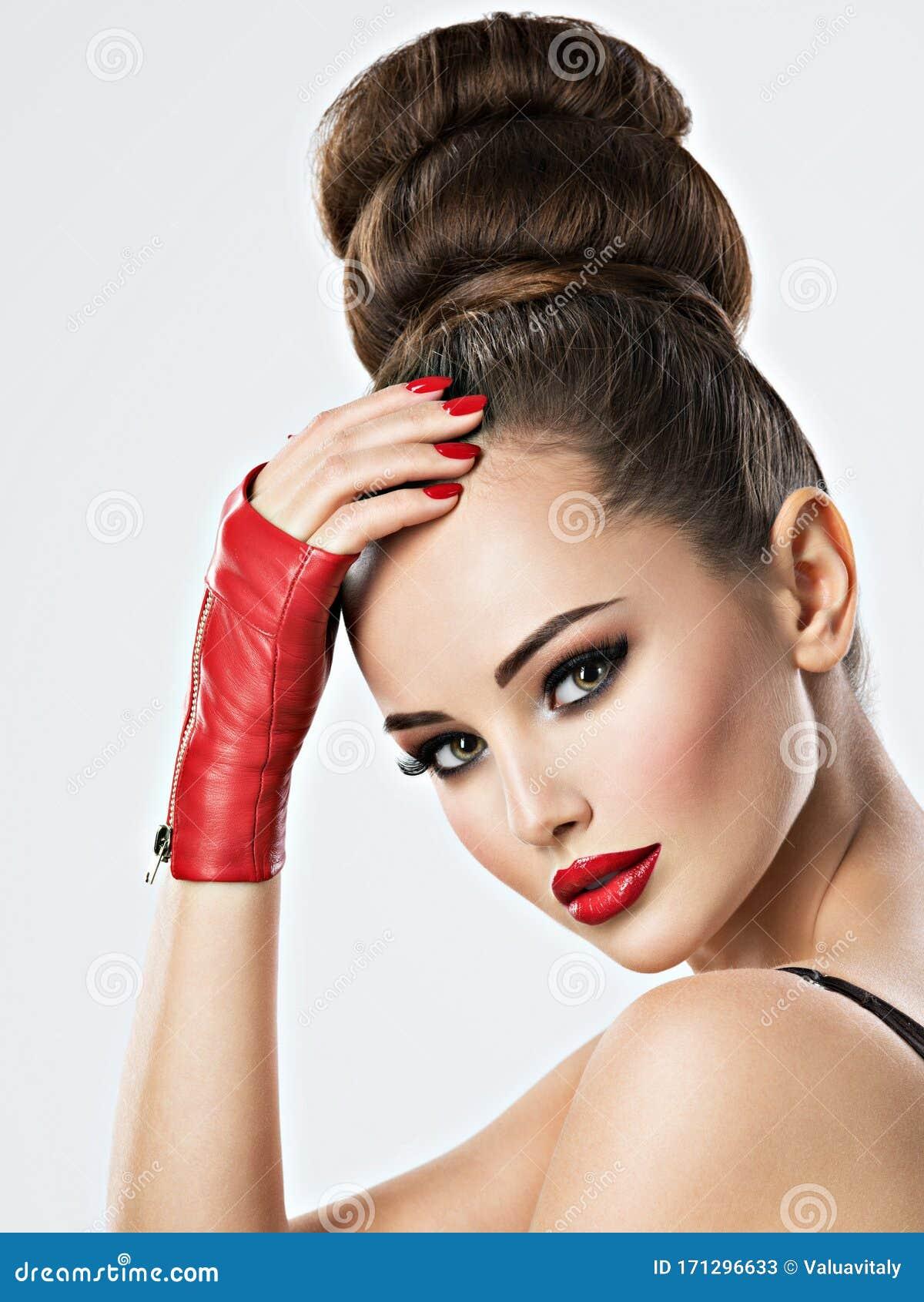 adult glamour model