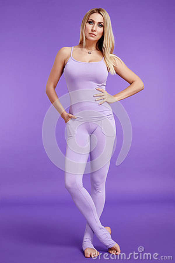 Opinion young blonde teen tight leggings