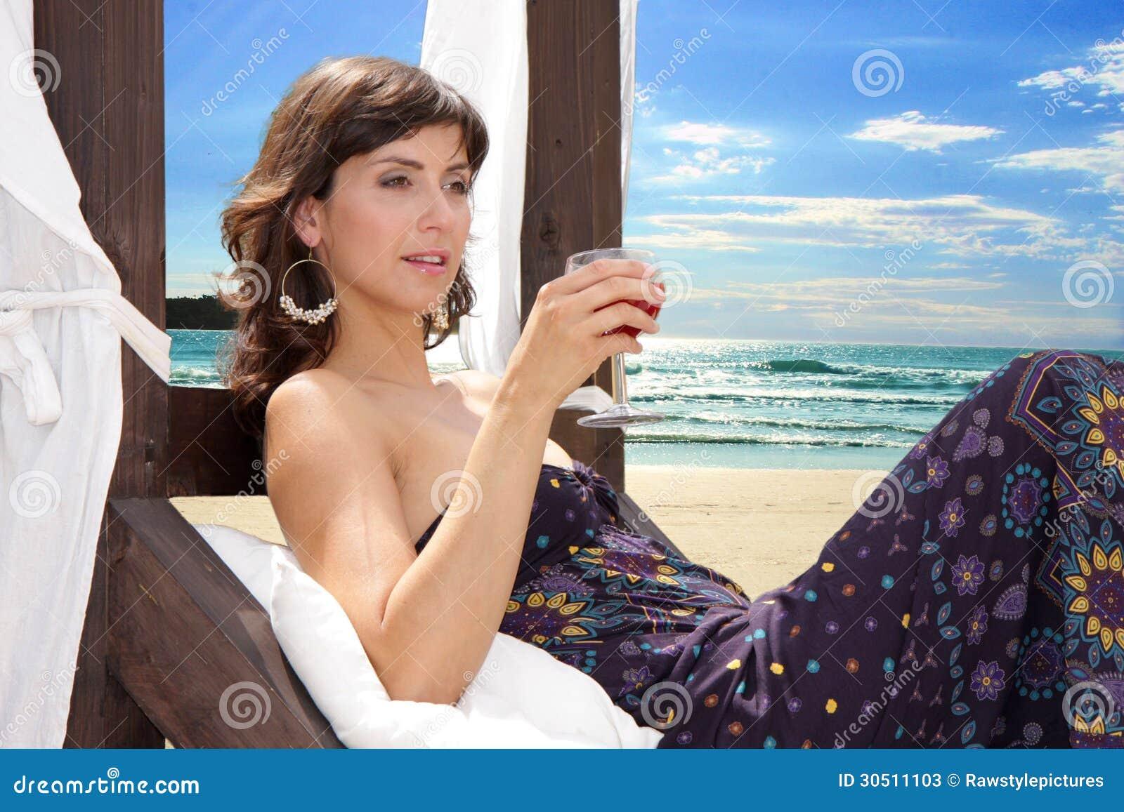 women having sex on the beach drink