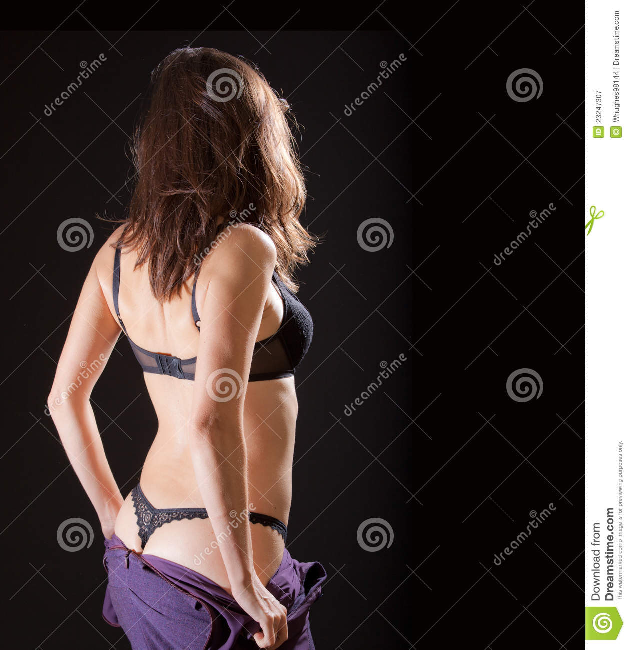 Removing dress pictures