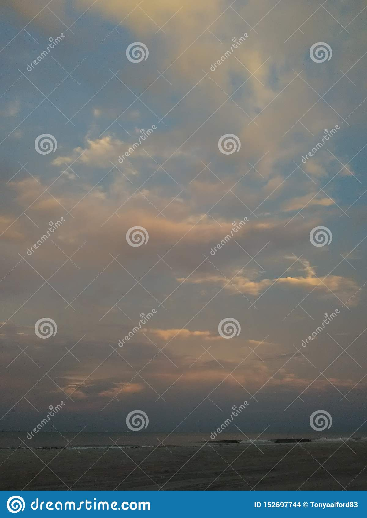 Beautiful sky art that is captured
