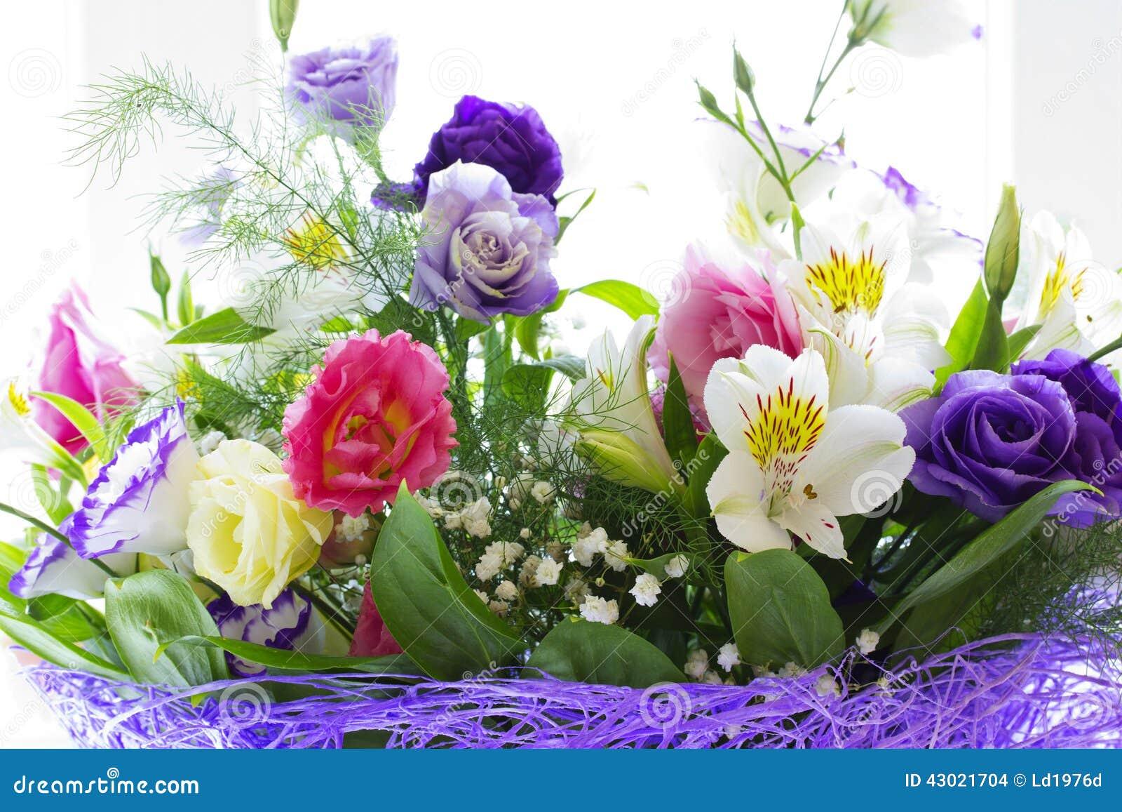 Beautiful spring flowers stock photo image of bouquet 43021704 beautiful spring flowers izmirmasajfo
