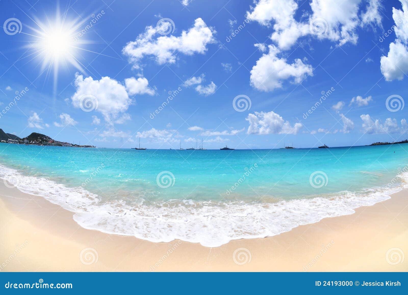 a day at a beach