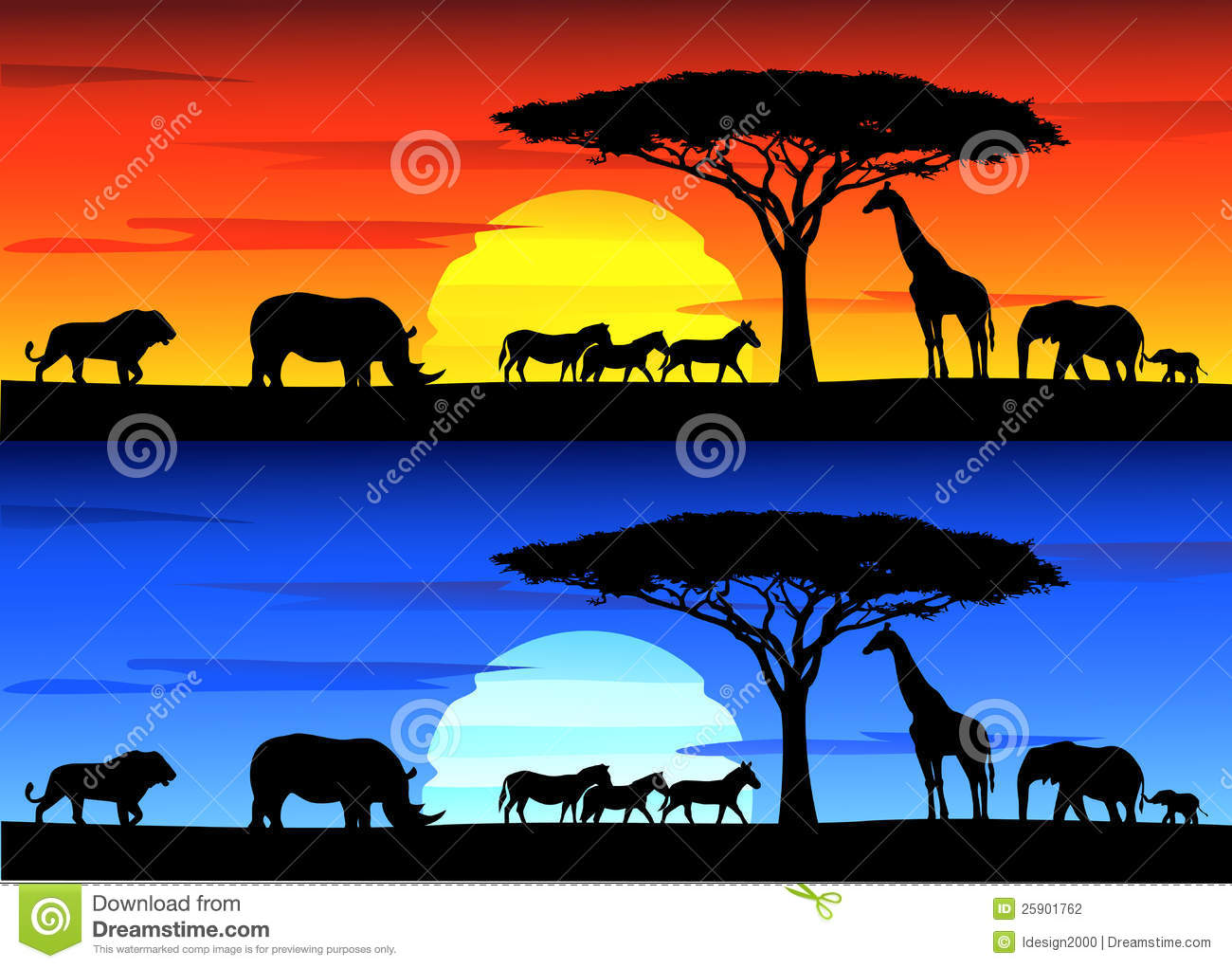 Wildlife Stock Photos on Africa wildlife