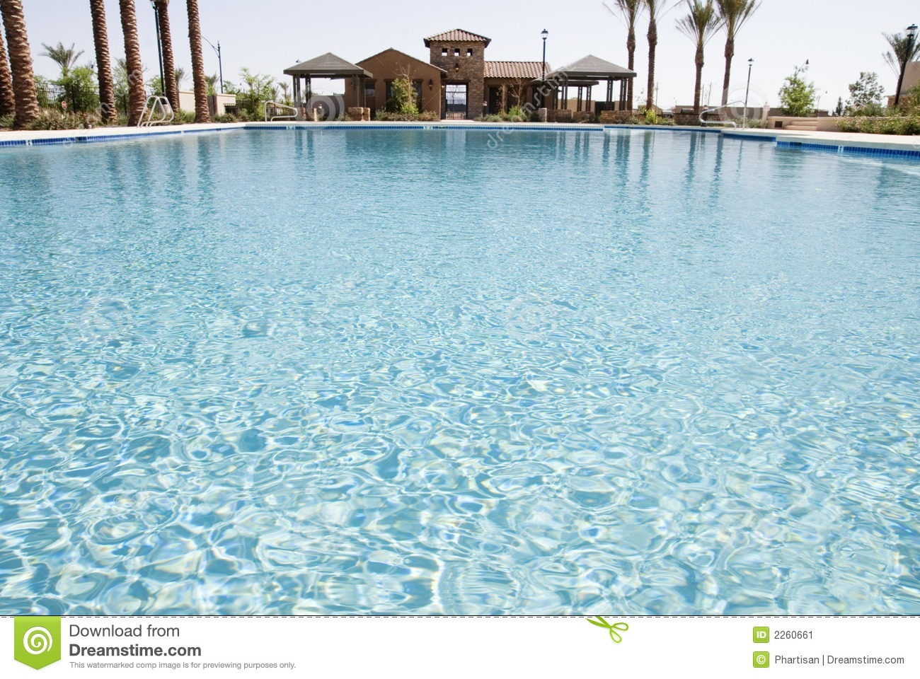 Beautiful swimming pool stock image image 2260661 Swimming pool beautiful