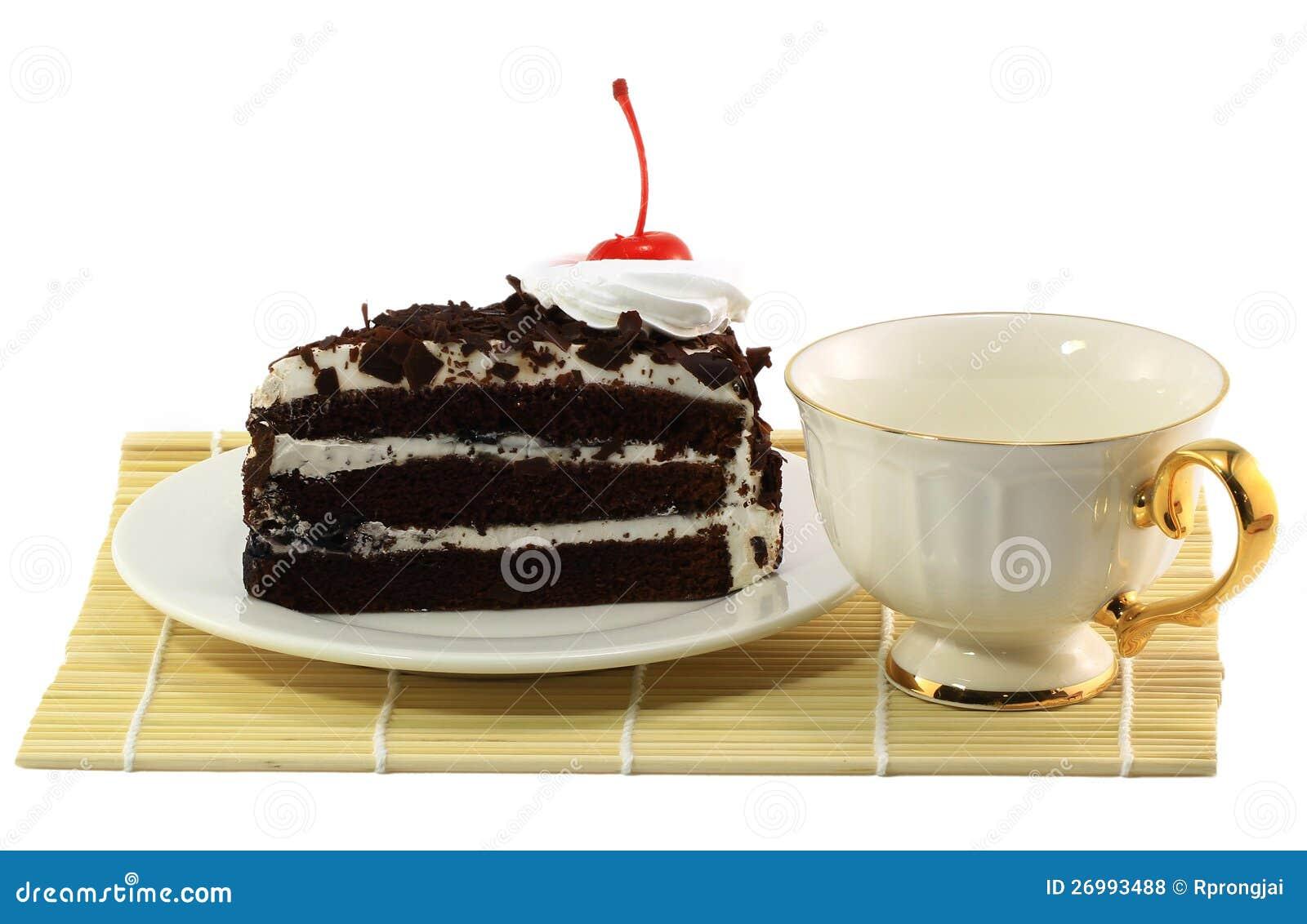 Tasty Chocolate Cake Images : Beautiful Tasty Chocolate Cake Royalty Free Stock Photos ...