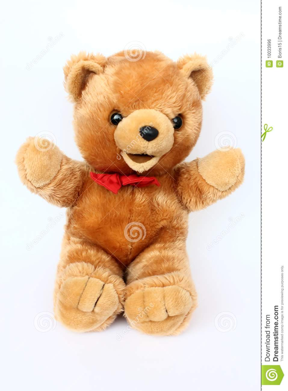 Beautiful Teddy Bear Royalty Free Stock Image Image