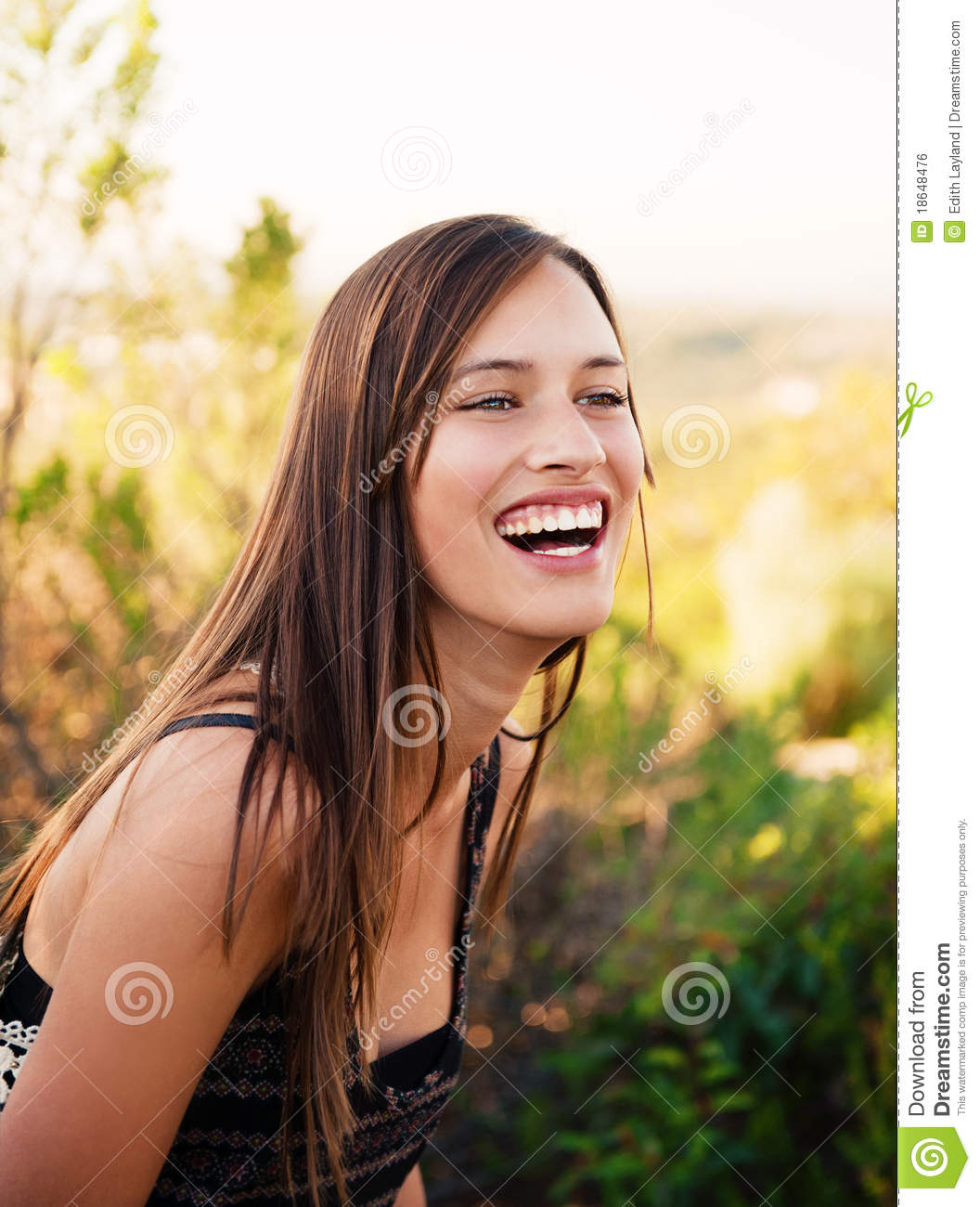 Beautiful Teen Girl Laughing Stock Photo - Image of ... on Beautiful Teen Girl  id=22979