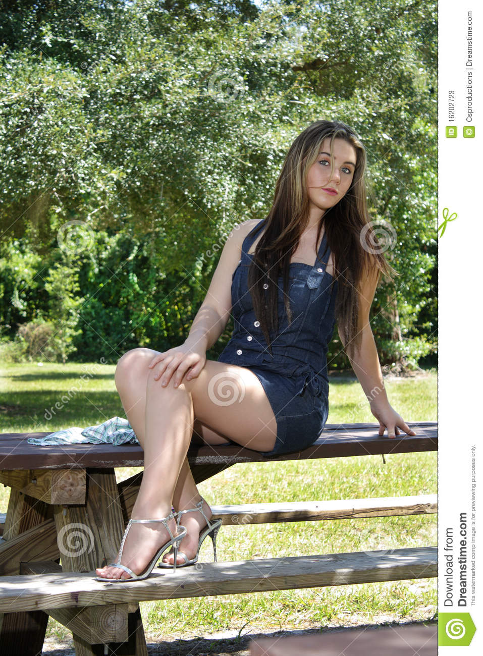 Beautiful Teen Girl Outdoors (3) Stock Image - Image of ... on Beautiful Teen Girl  id=25989