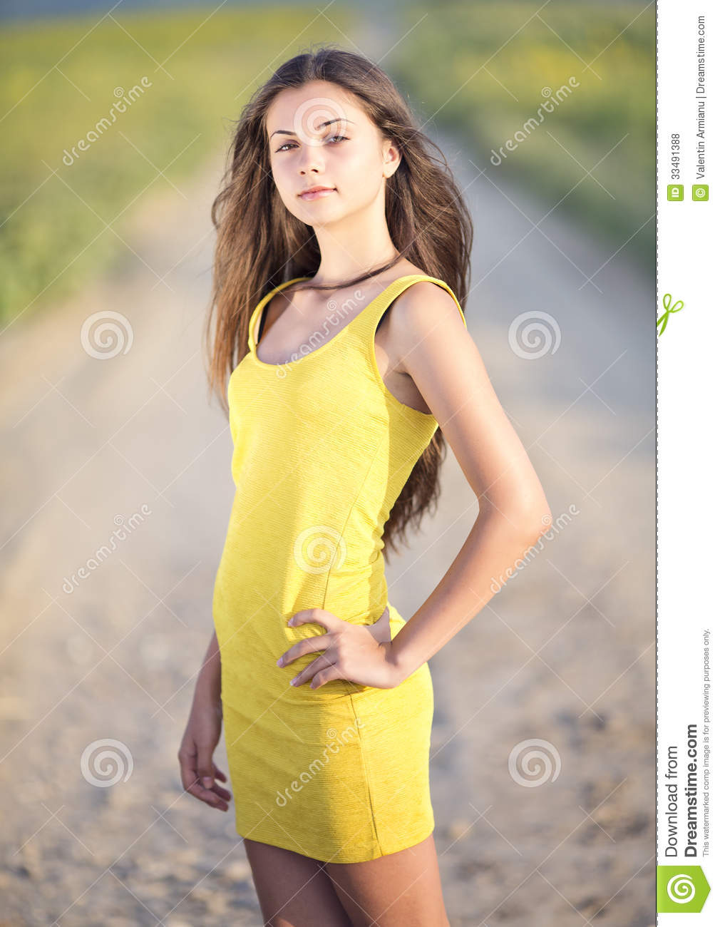 beautiful teen girl royalty free stock photos   image