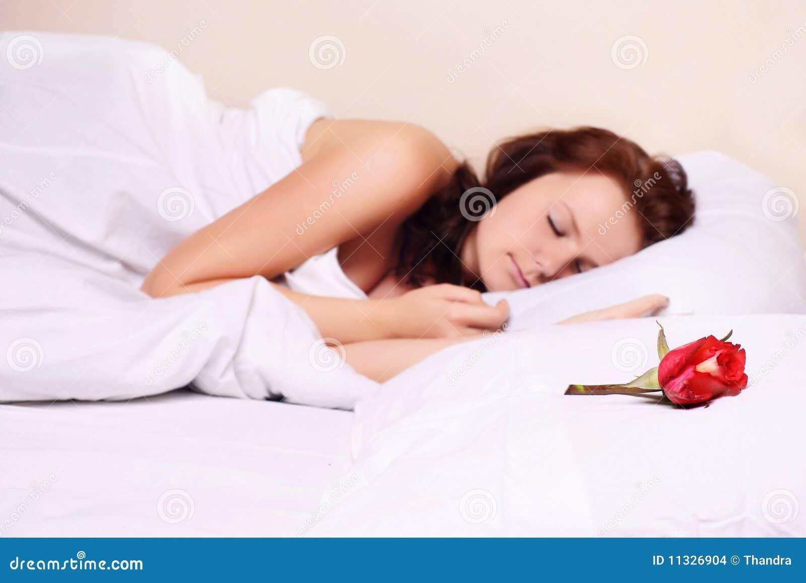 Sleeping Gorgeous Sleeping Teen 8