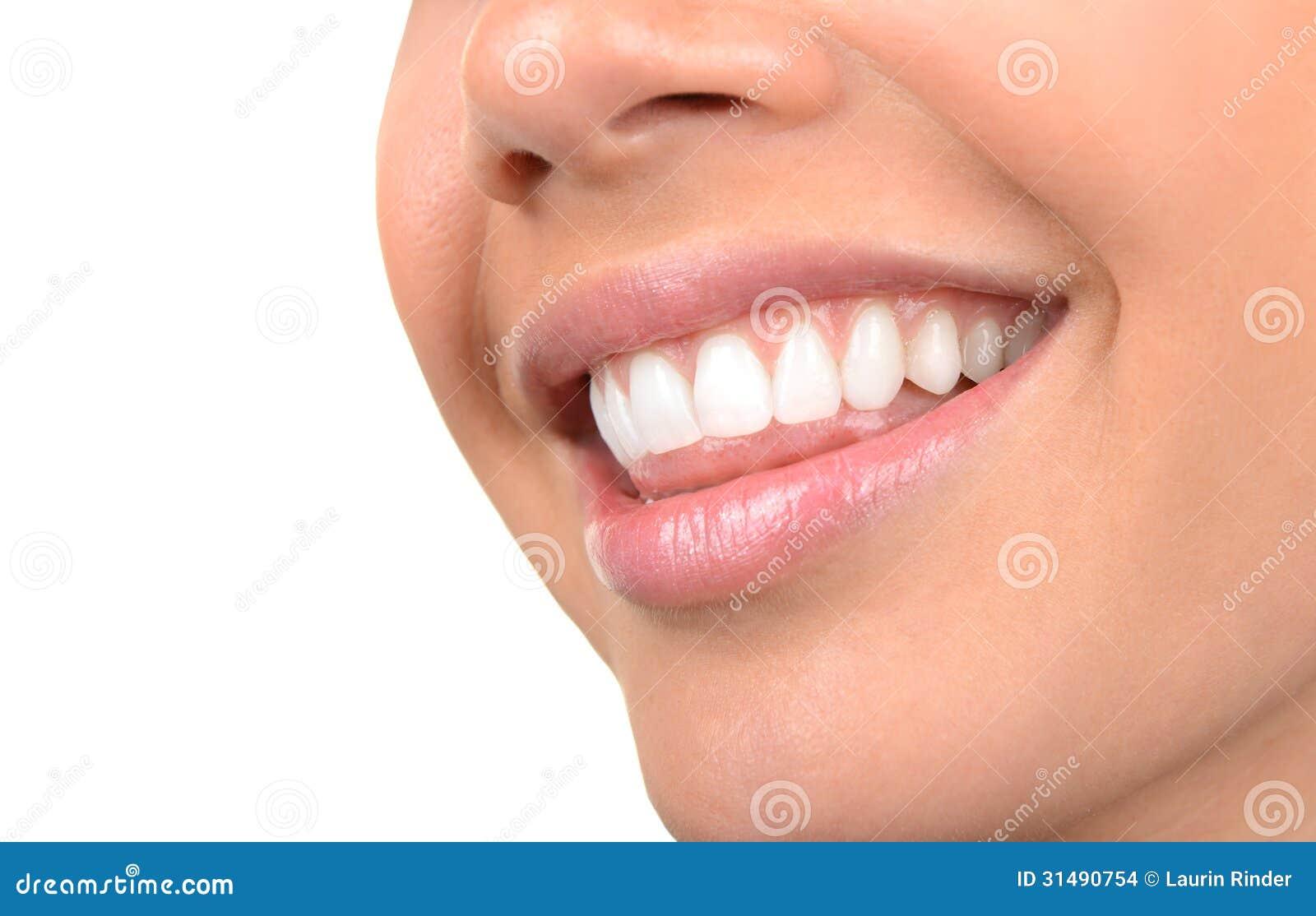 Beautiful Teeth Stock Images Image 31490754