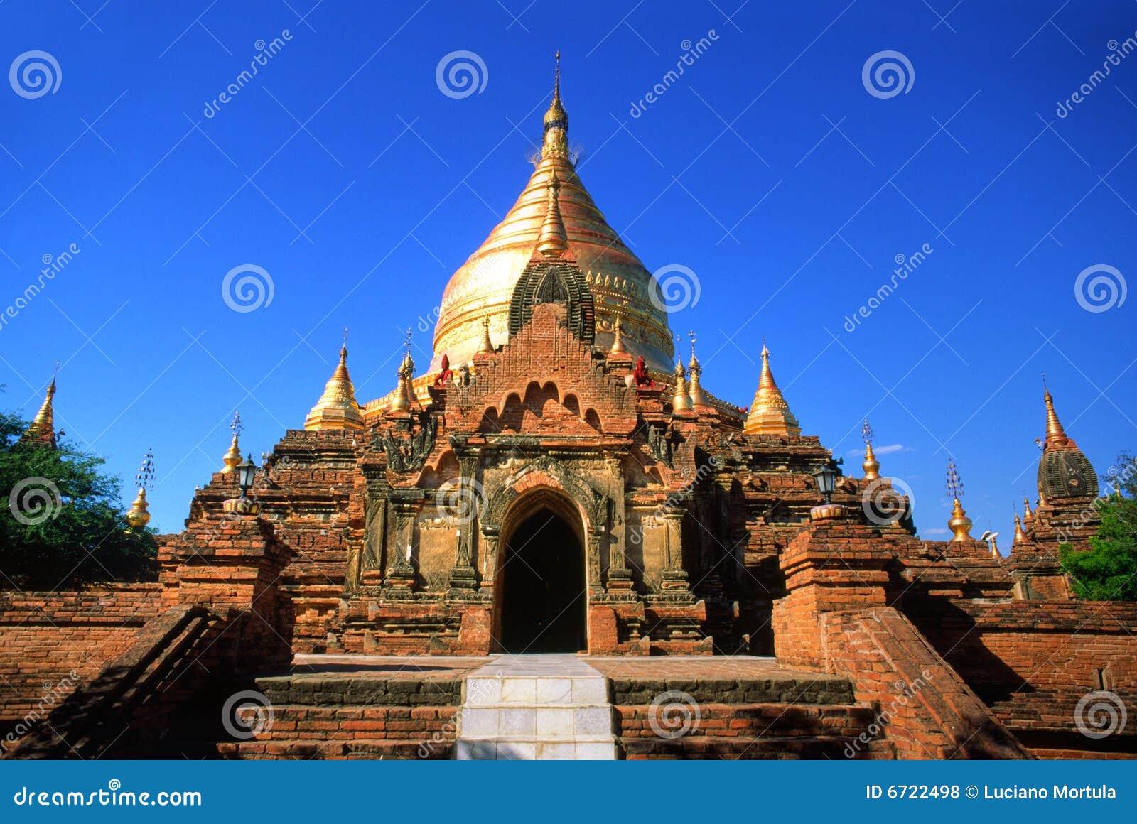 Beautiful Temple In Bagan Myanmar Stock Photo Image Math Wallpaper Golden Find Free HD for Desktop [pastnedes.tk]