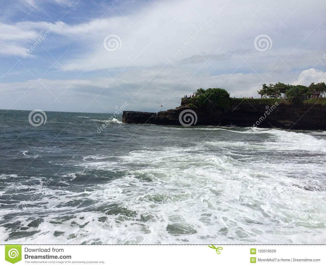 Beautiful beaches, southeast Asian scenery, photography pictures