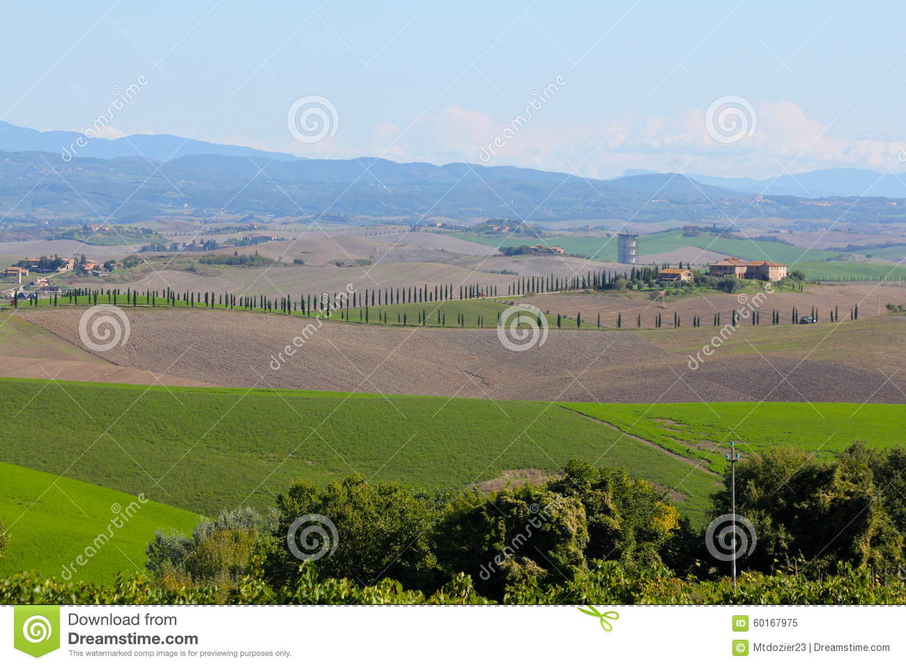 beautiful tuscany landscape italy - photo #39