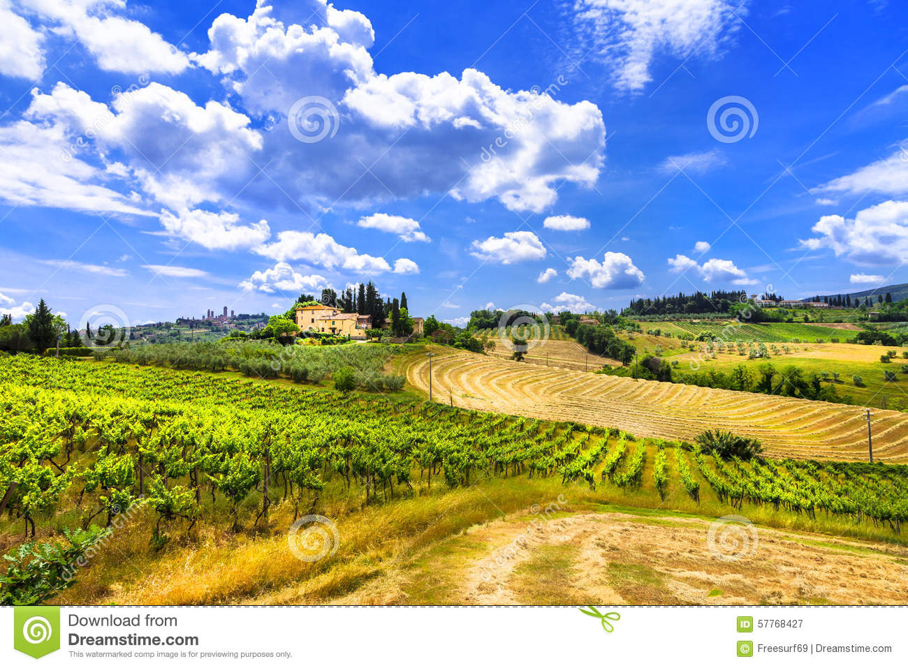 beautiful tuscany landscape italy - photo #25