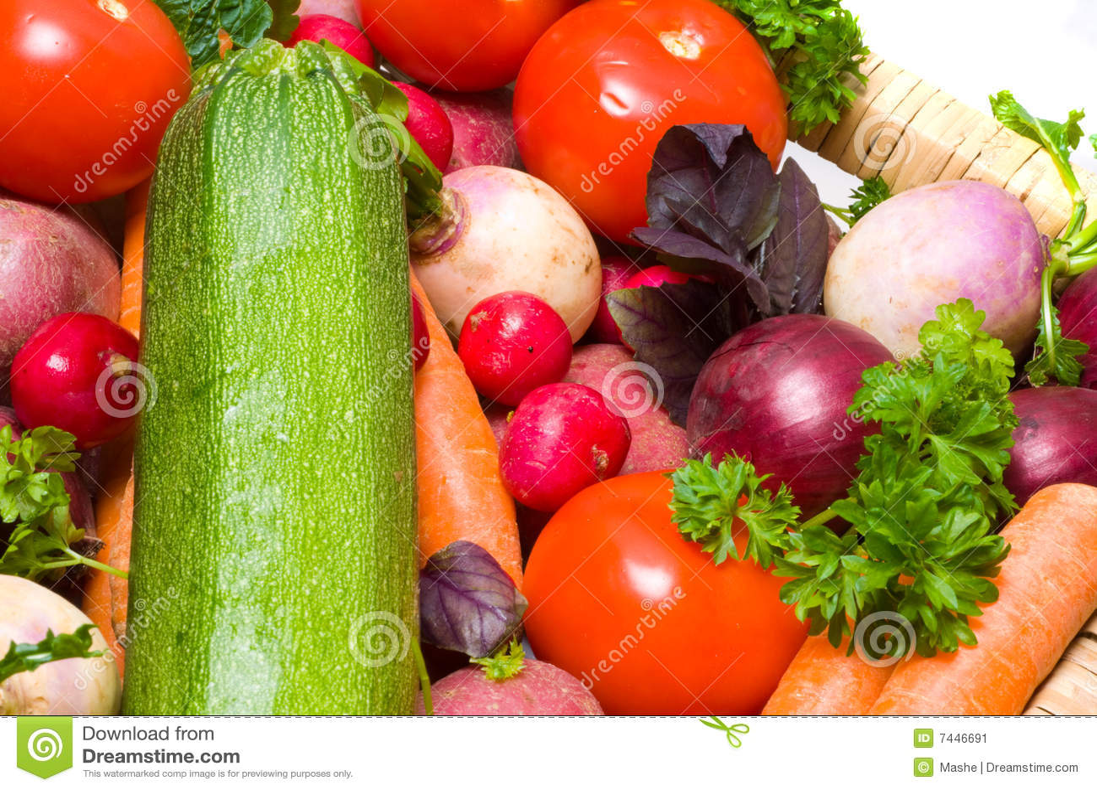 Beautiful vegetables yield stock image image 7446691 for Beautiful vegetables