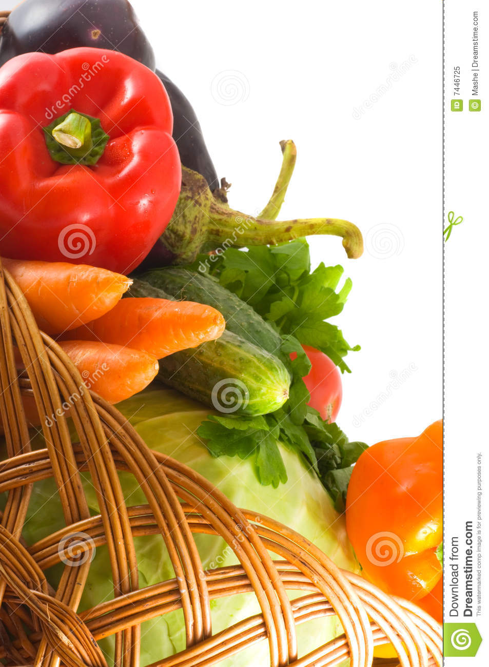 Beautiful vegetables yield royalty free stock photo for Beautiful vegetables