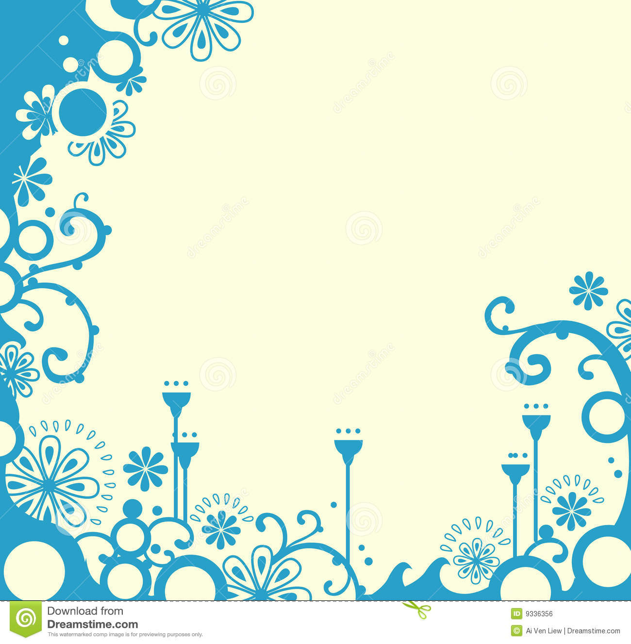 Beautiful Designs beautiful victorian border design royalty free stock image - image