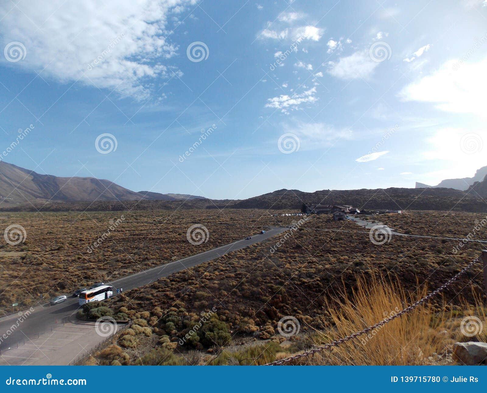 Beautiful view, Teide, Tenerife