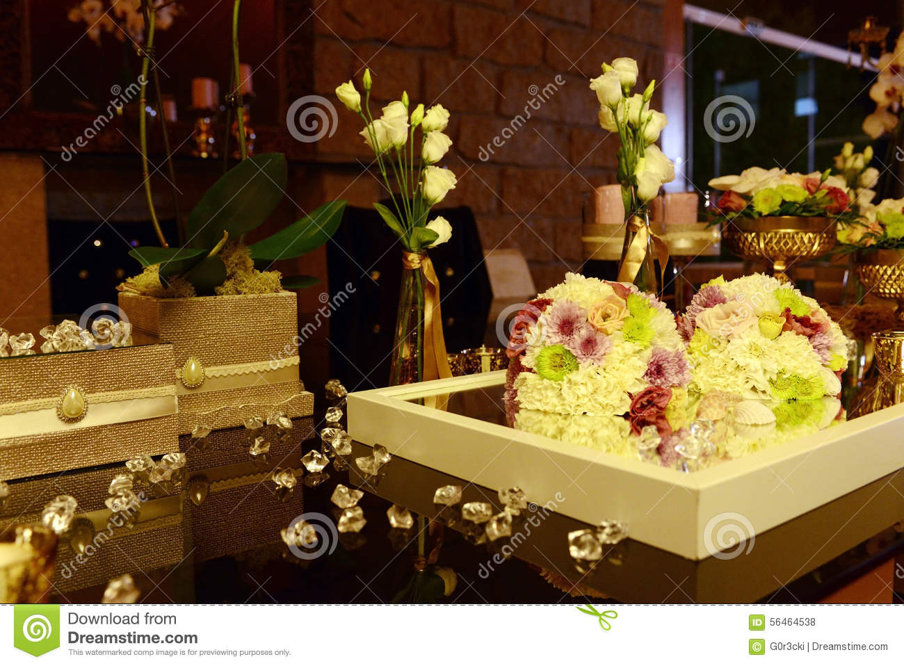 Beautiful Wedding Bouquet, Table Decoration, Dinner Party ...