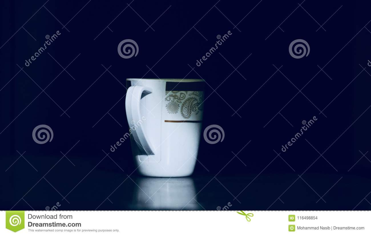 Download A White Tea Cup Isolated Object Unique Photograph Stock Photo - Image of design, designed: 116498854
