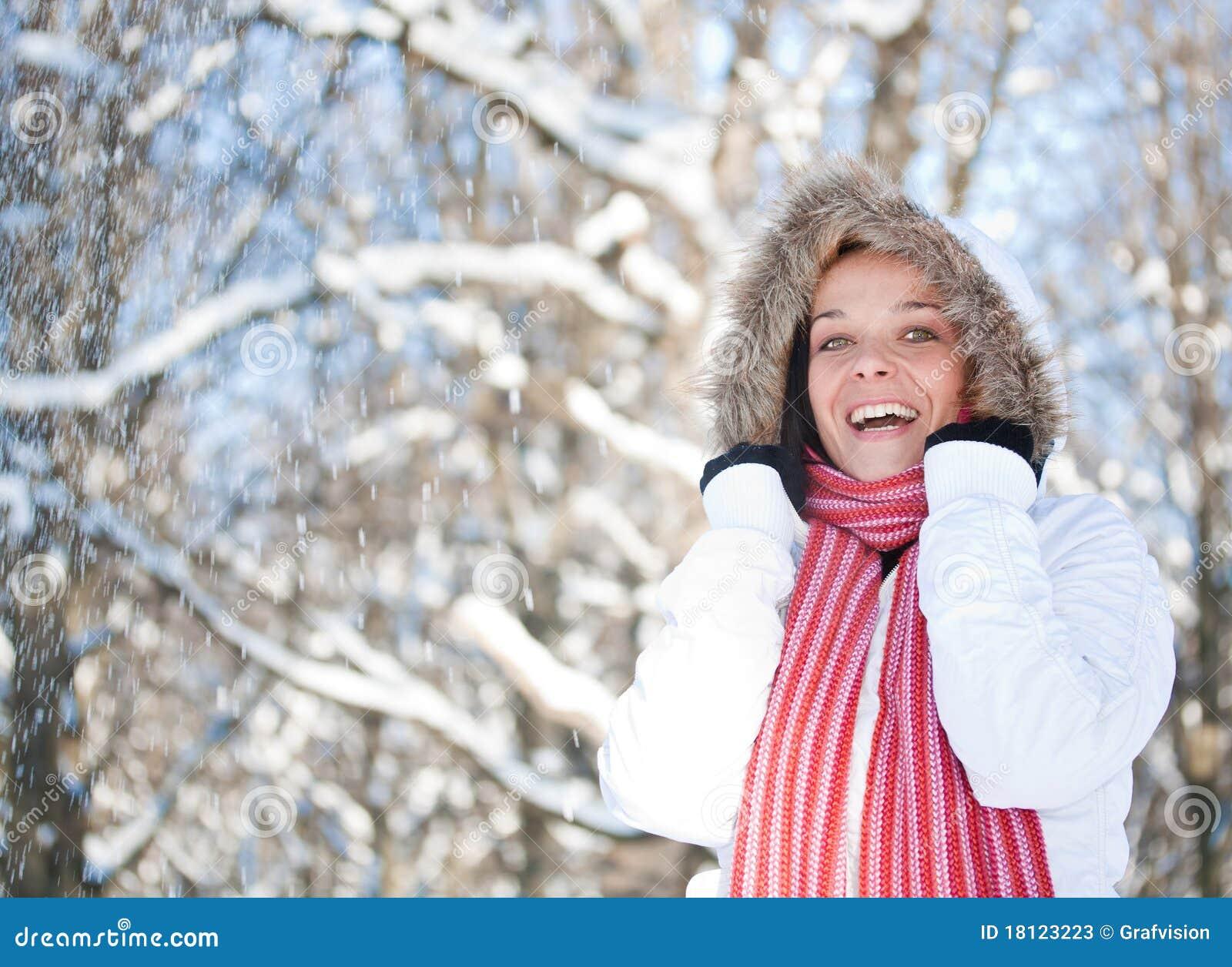 Original Latvian Woman Winter 91