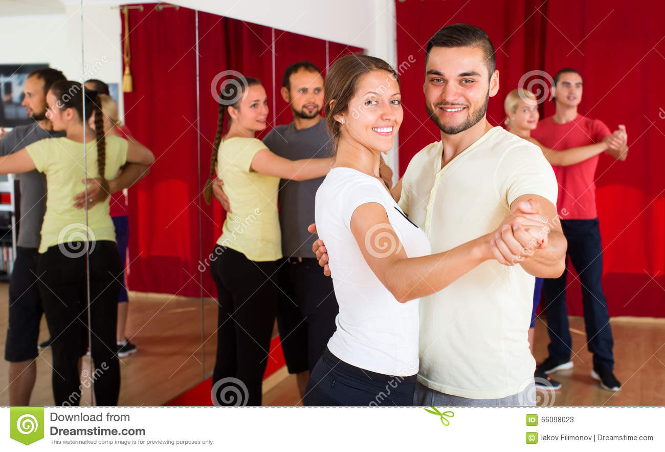 Dating a girl dances on other guys