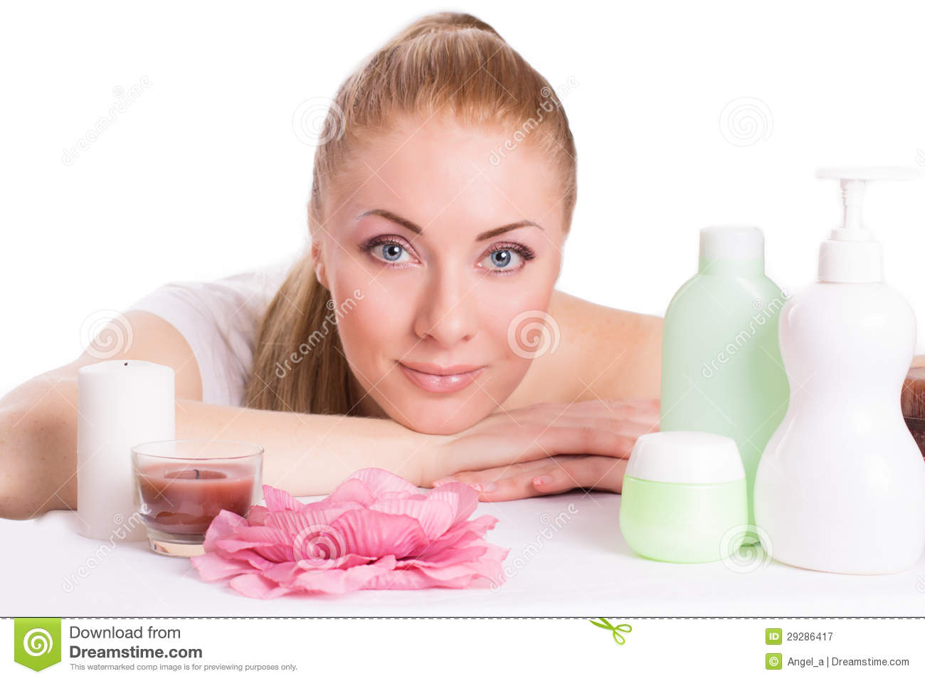 Facial products for women