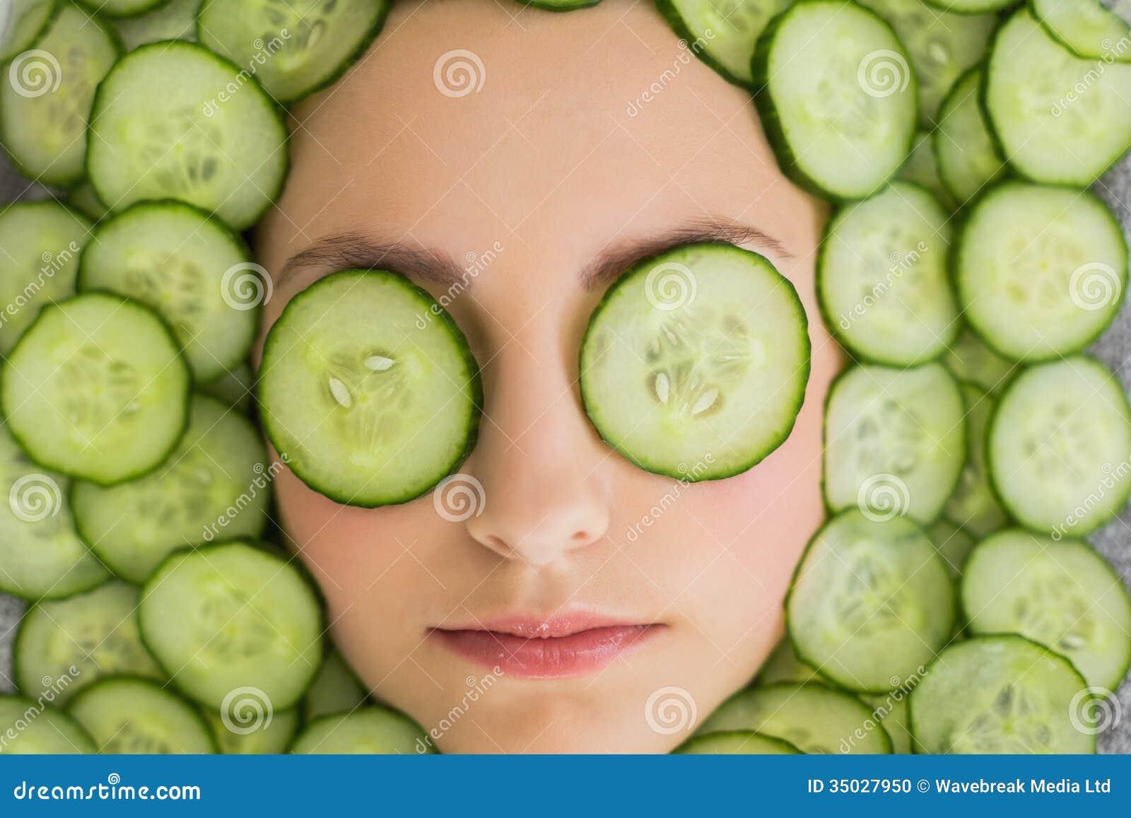 Facial Cucumber 36