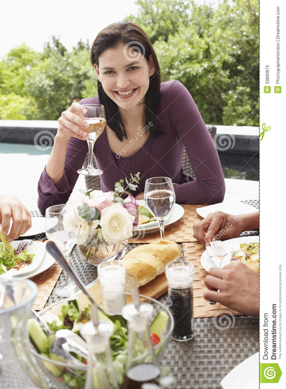 The Dinner Party Literary Analysis Essay