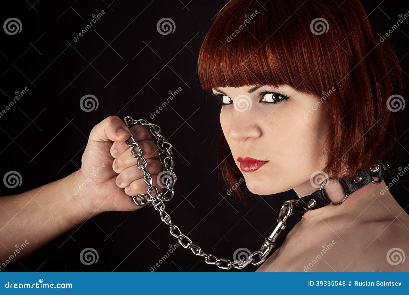 Русская рабыня на поводке 24 фотография