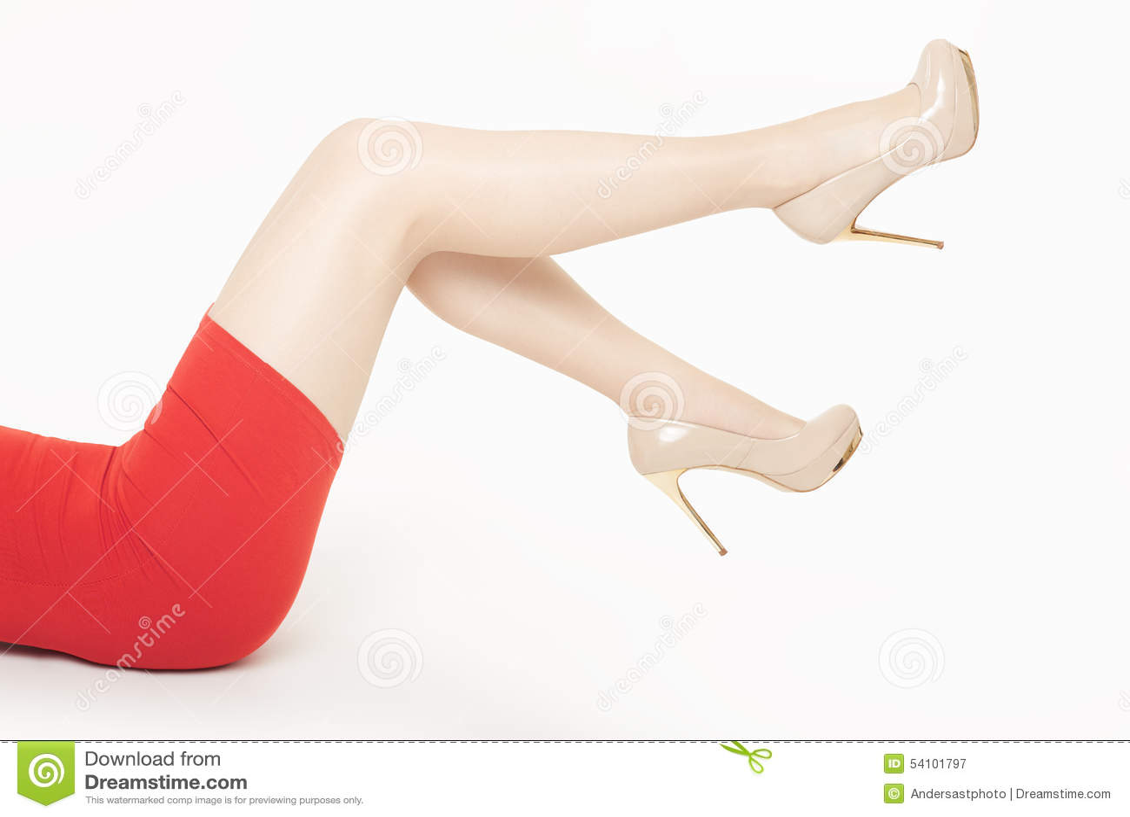 Pretty girl feet shoe dangle sole showing 10