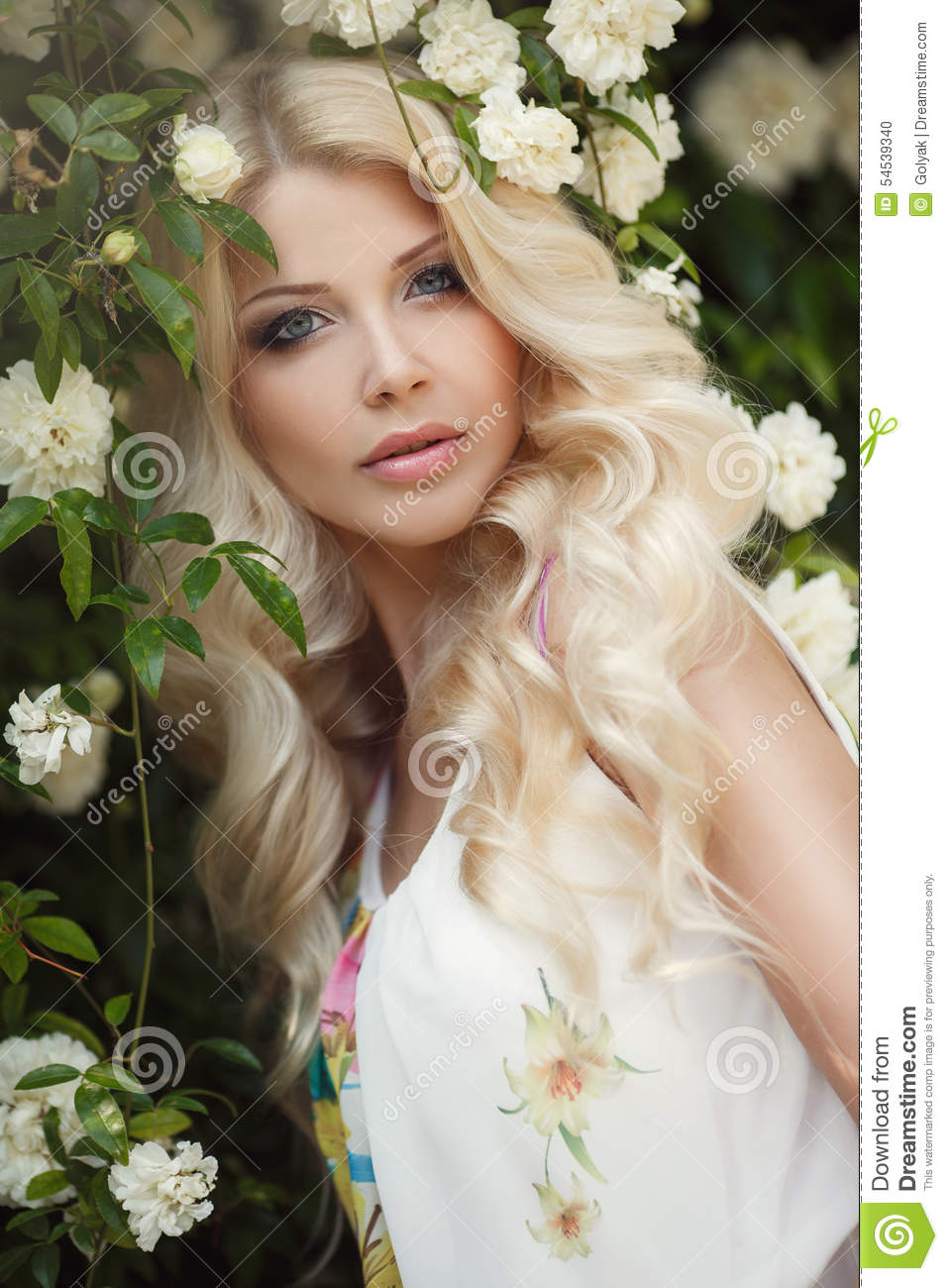 Tumblr blonde bush