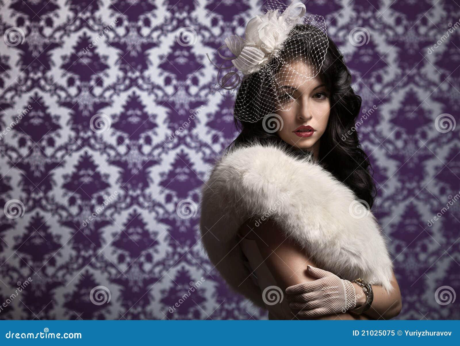 Ретро женщины бесплатно 21 фотография