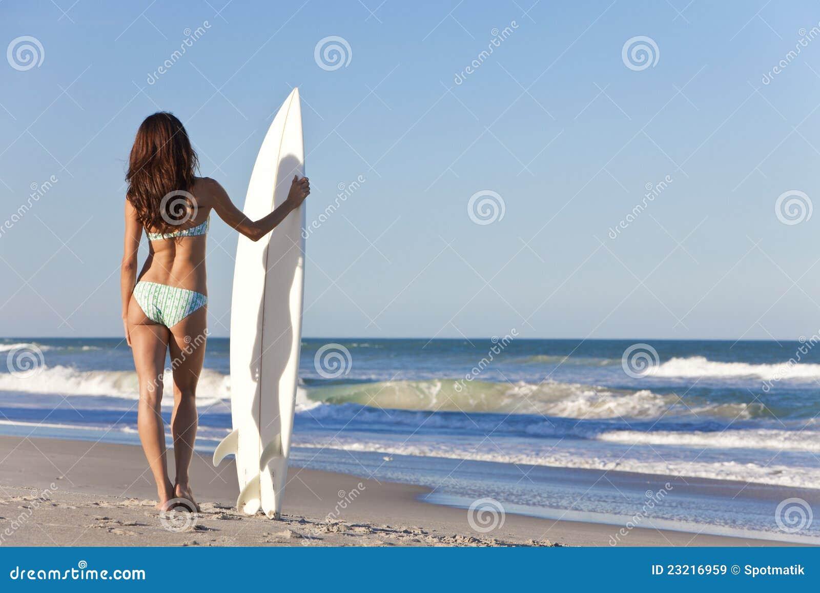 For Bikini surf board sorry, that