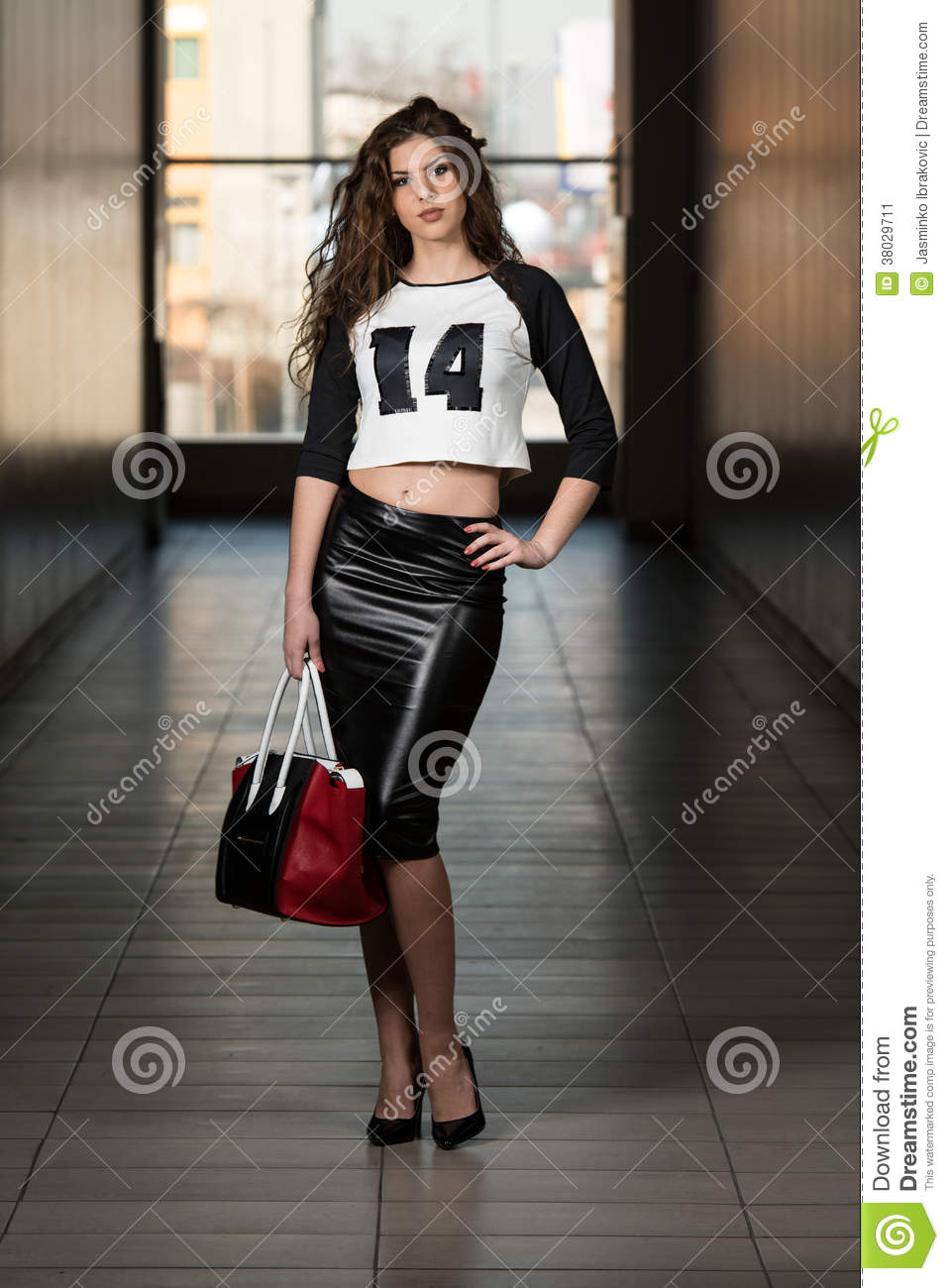 Wonderful 25 Leather Skirts Ideas On Pinterest  Leather Skirt Black Leather