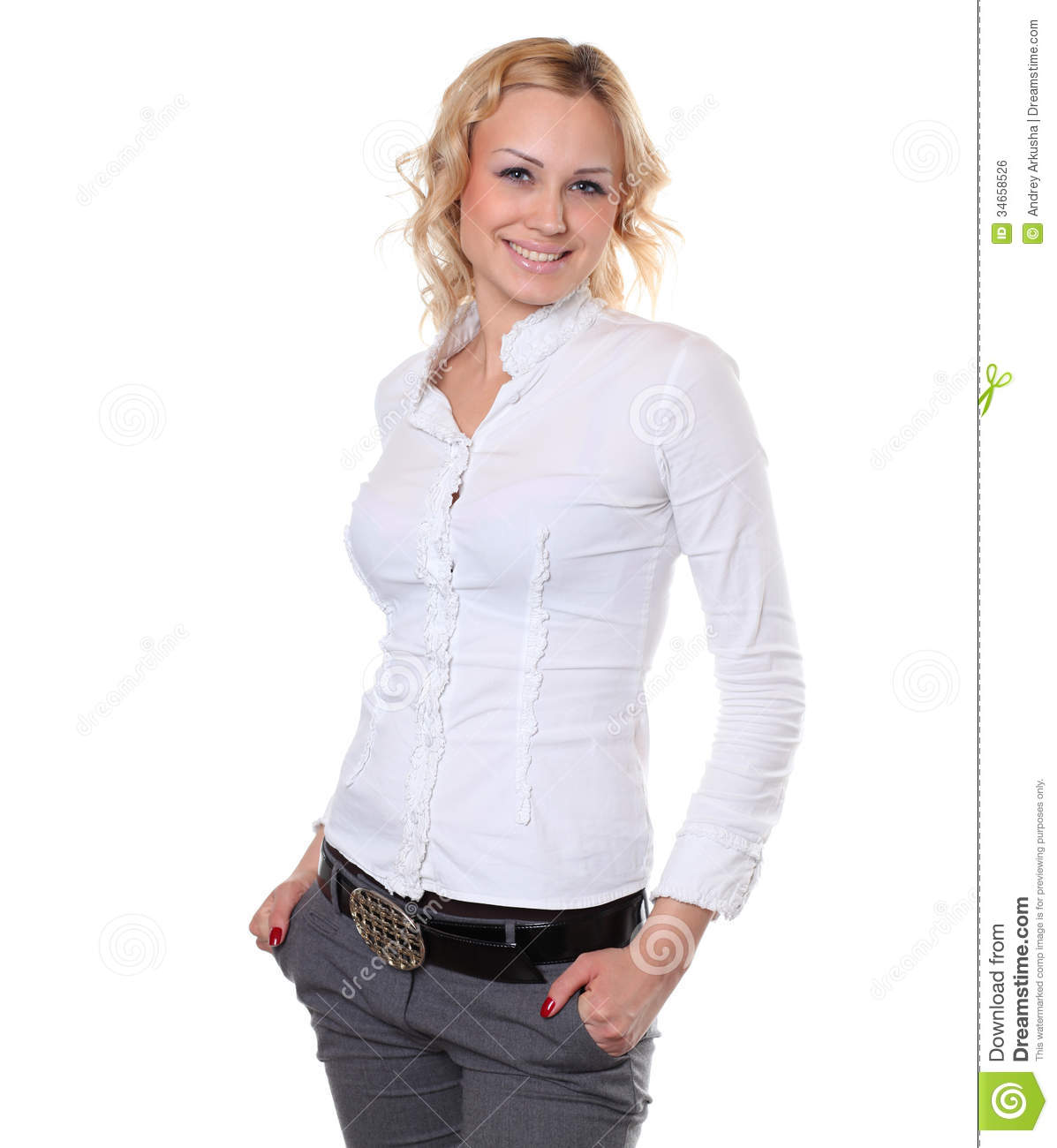 Similiar Woman In White Shirt Keywords