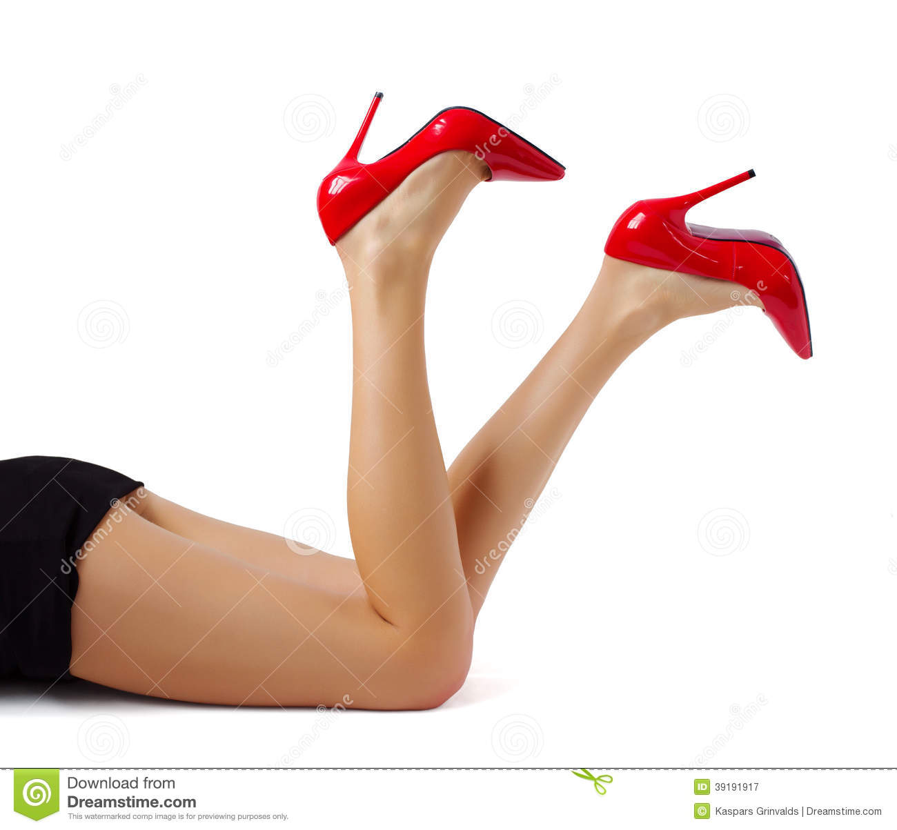 Beautiful Women Legs Stock Photo - Image: 39191917