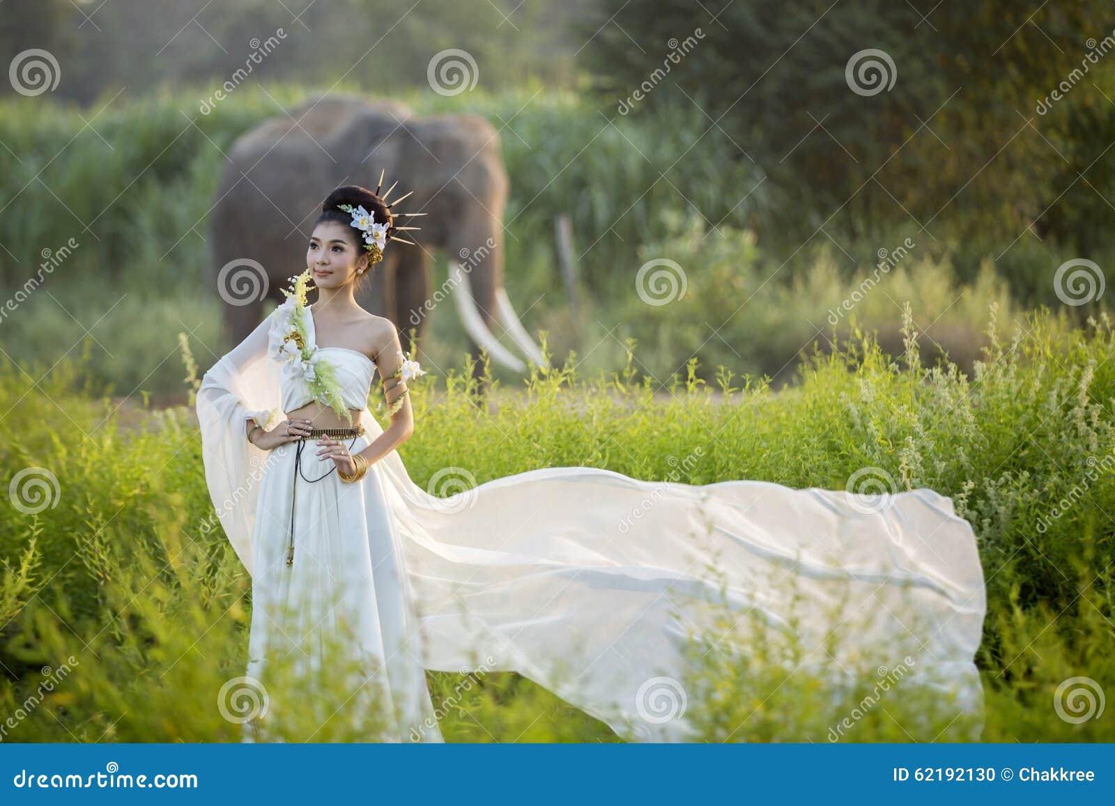 White women in thailand