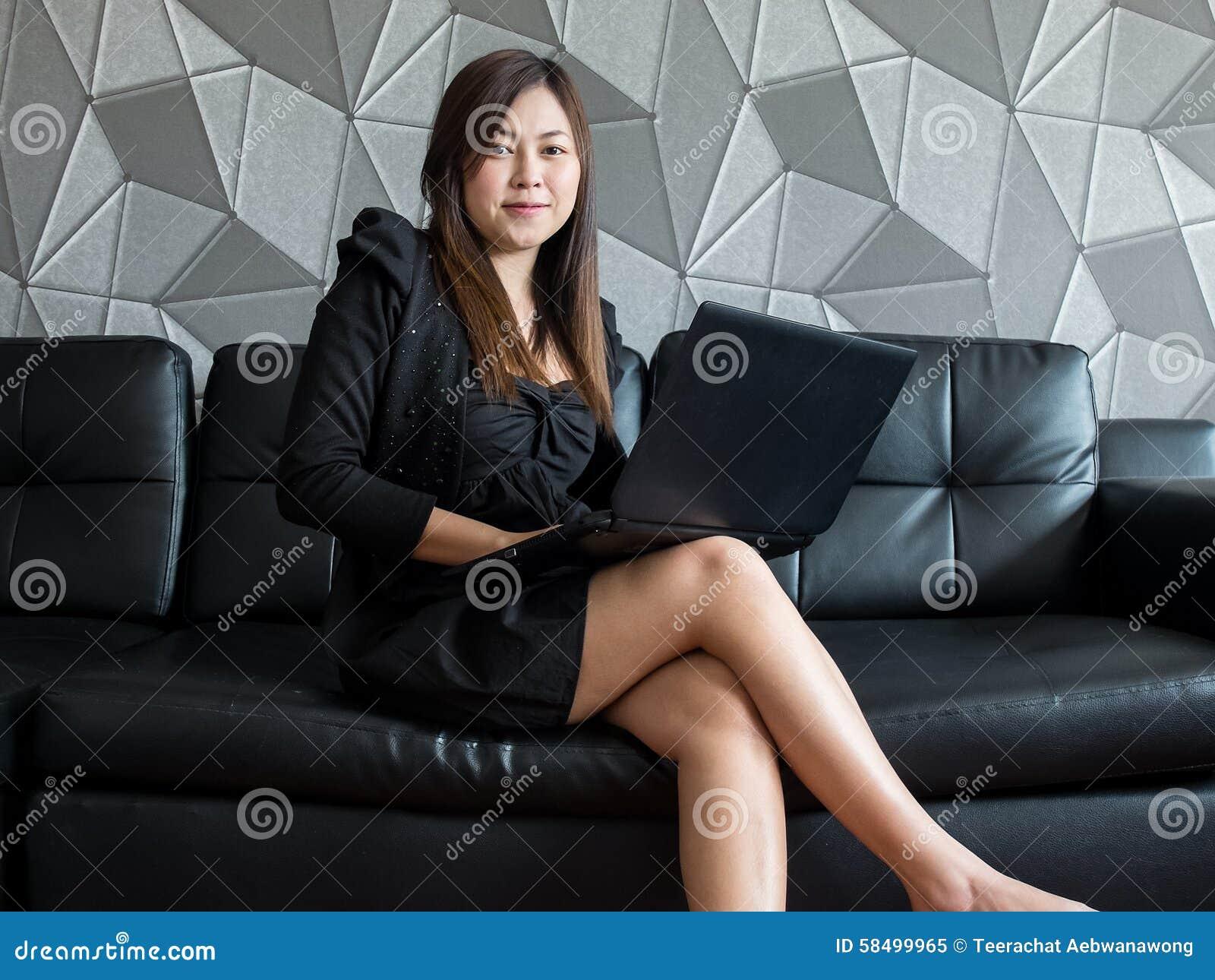 Hacked asian self nude