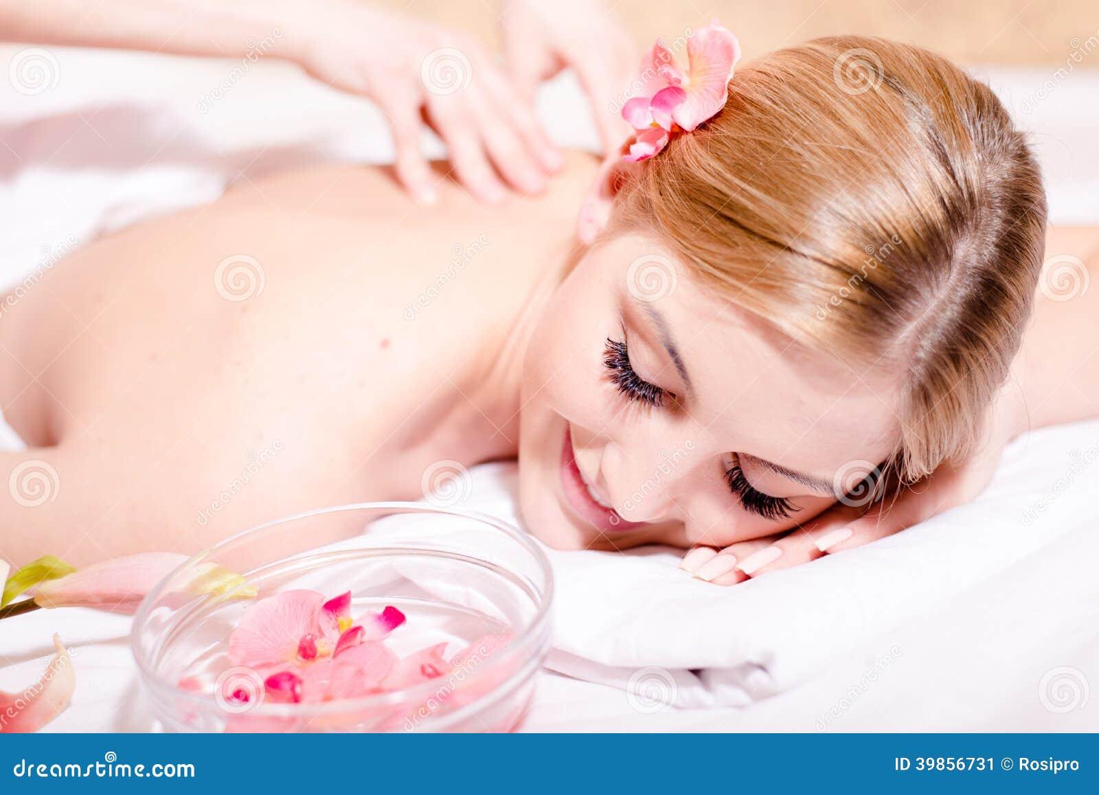massage med happy store sorte pikke