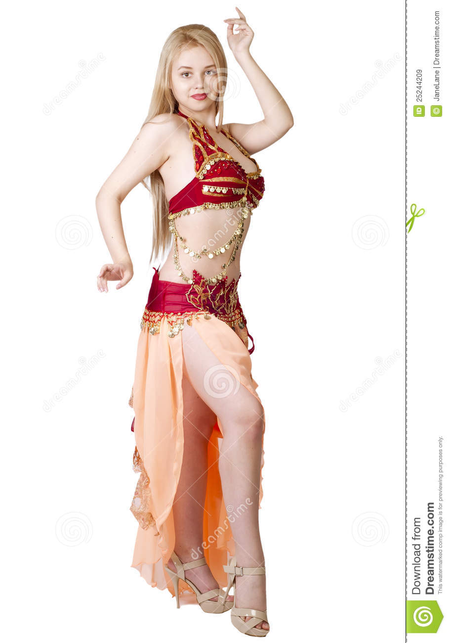 RENEE: Arab Dance