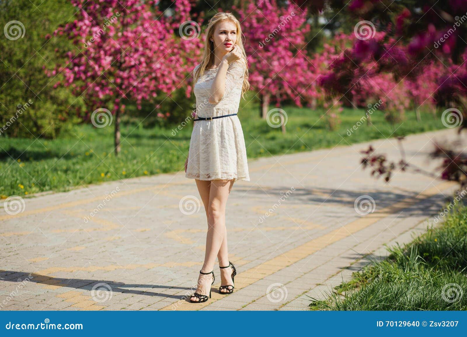 cherry blondes Pink