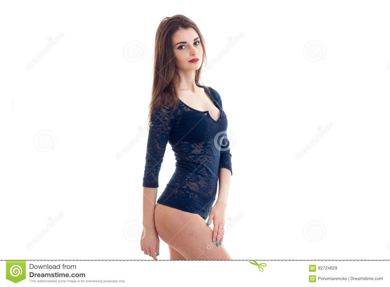 girl bodysuit Young