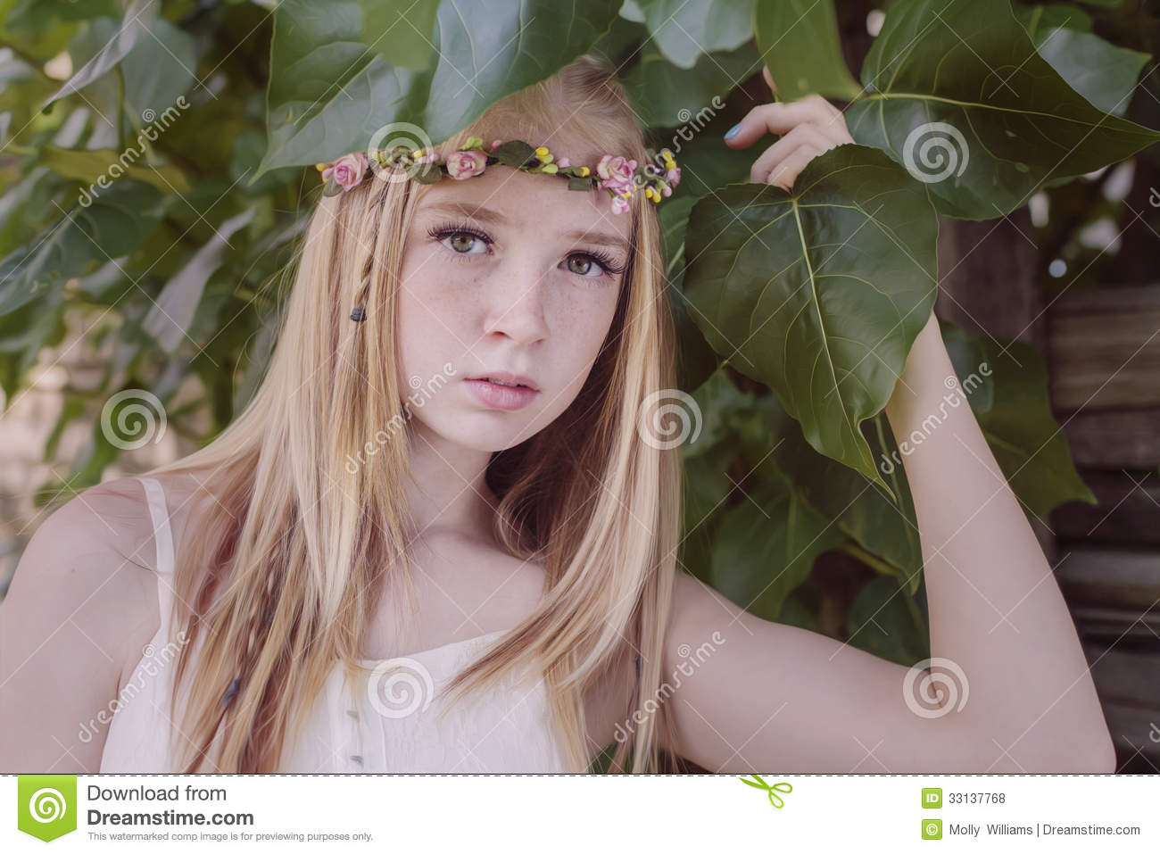 beautiful young girl royalty free stock photos   image