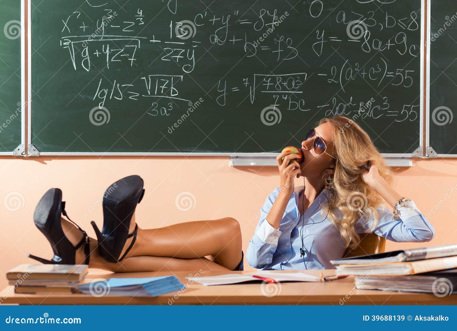 Сексуальный учитель для него 16 фотография