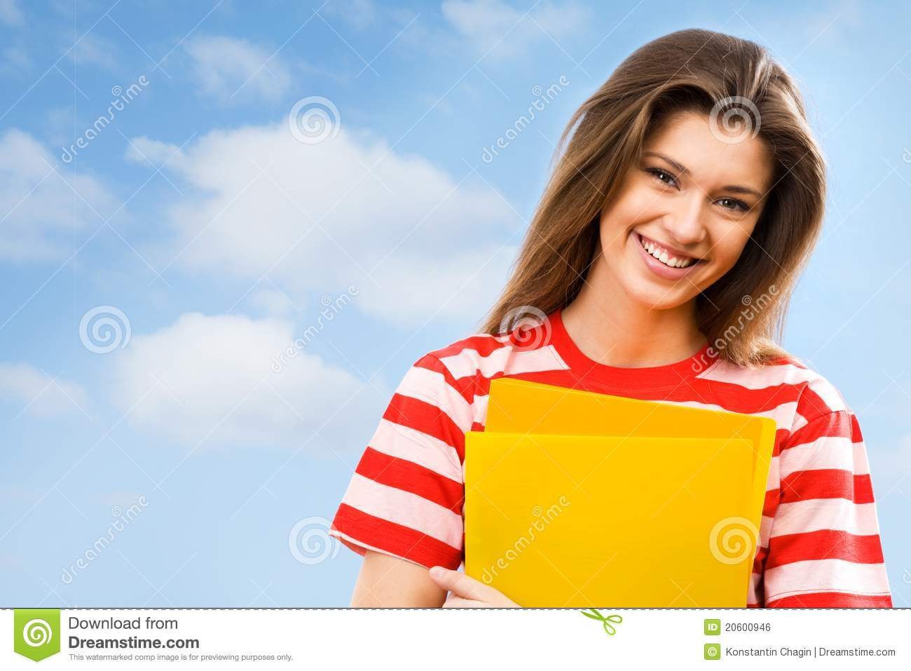 Beautiful young woman royalty free stock image image 20600946