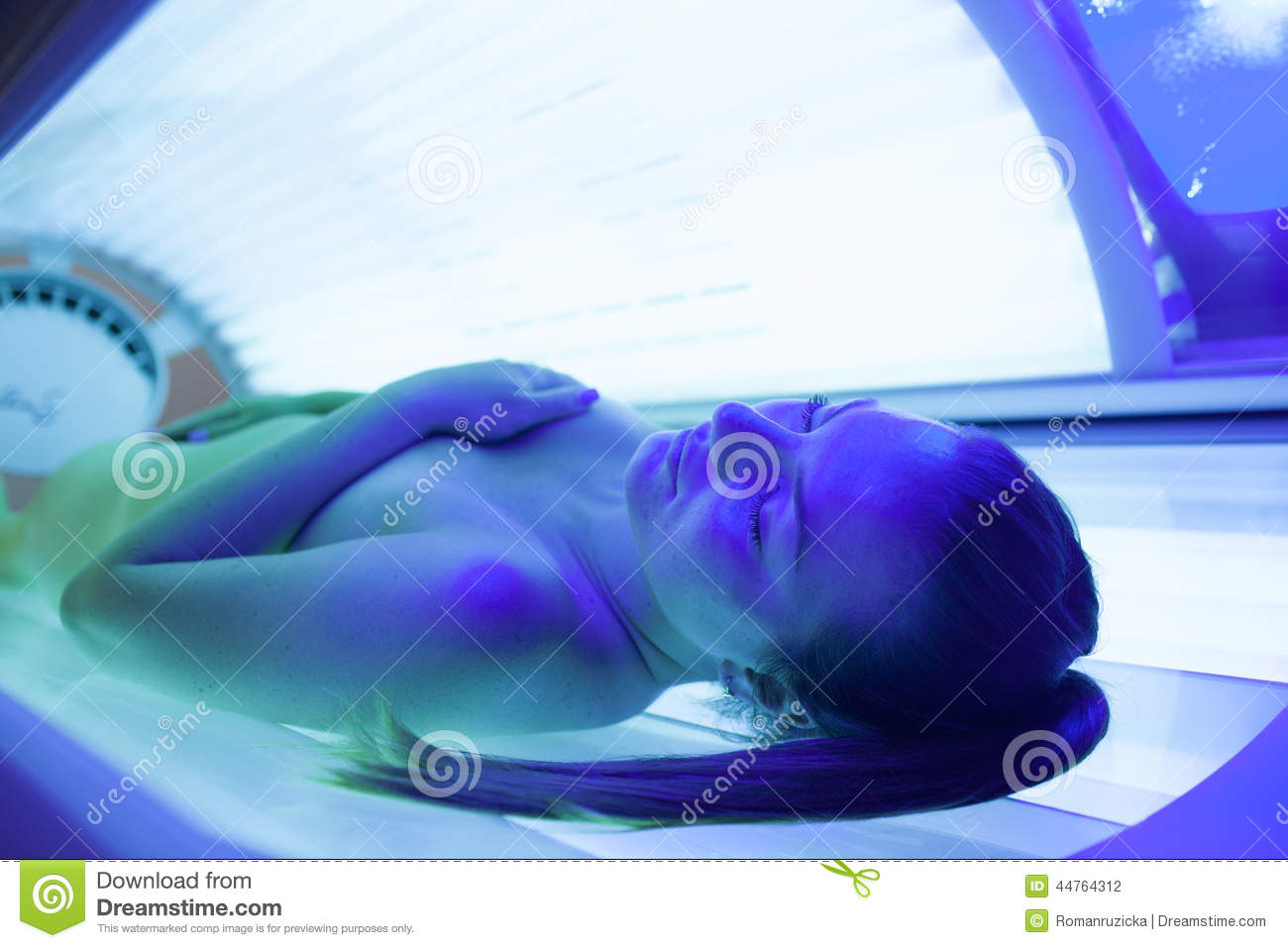 Pretty Young Woman In A Modern Solarium Stock Photography  Cartoondealercom 42175958-5820