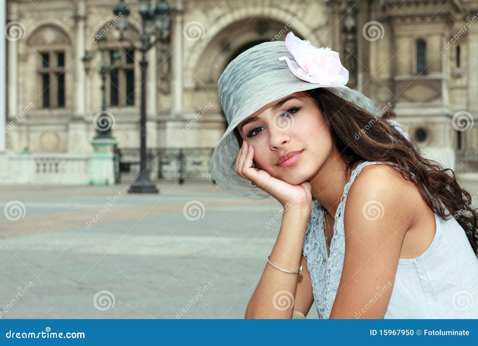 Француженки девушки фото 1 фотография